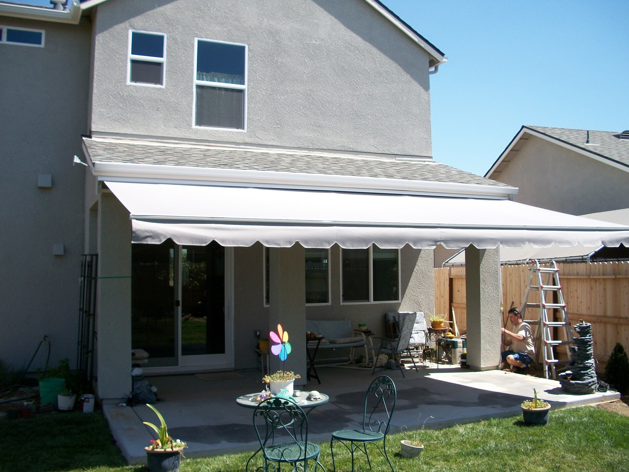 awning rigid for residential frame sugarhouse window house awnings magnet